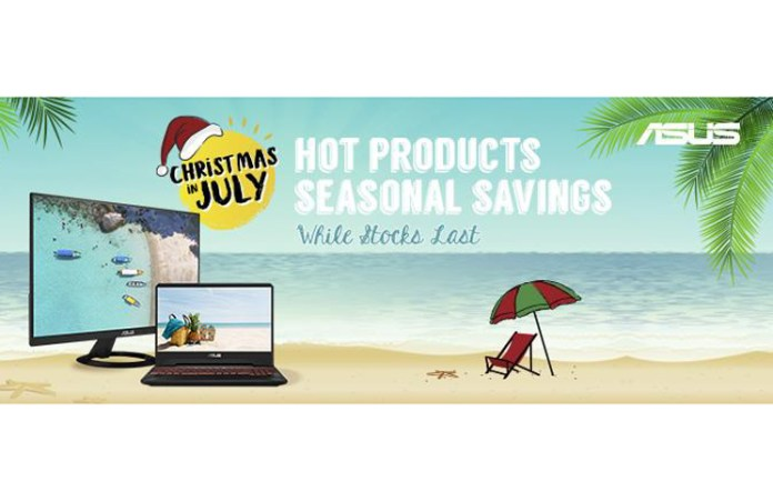 ASUS Christmas in July Feature