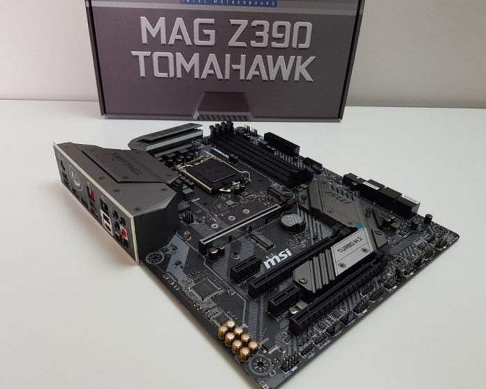 MSI MAG Z390 Tomahawk 1
