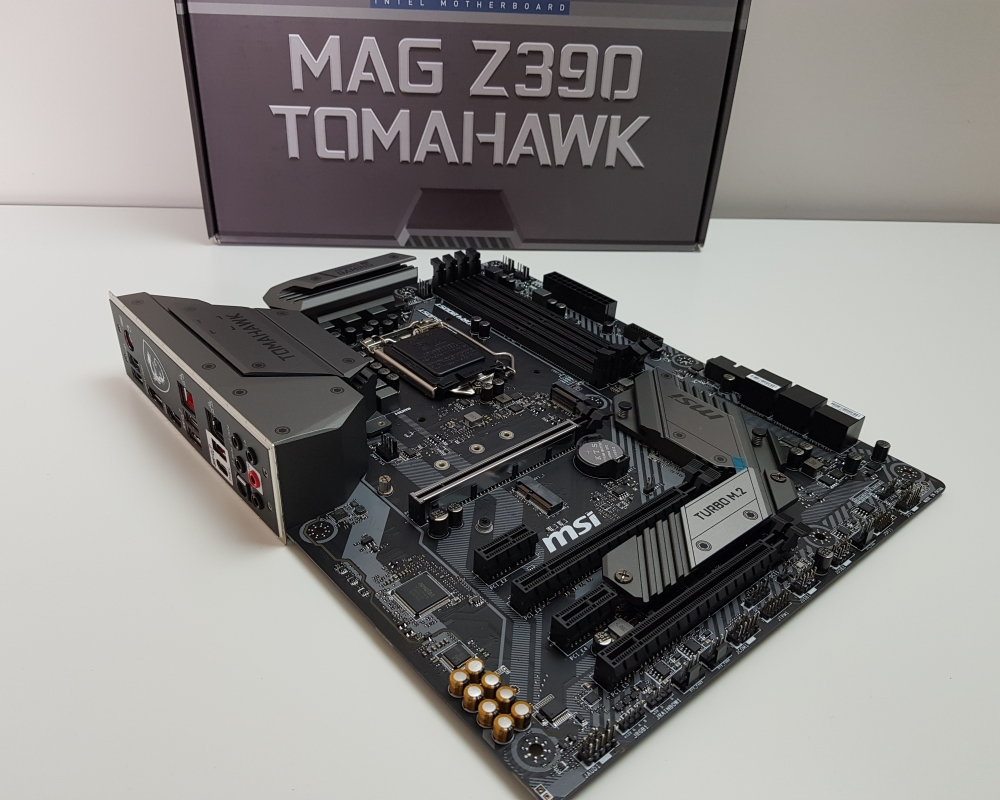 MSI MAG Z390 Tomahawk Motherboard Review | Play3r