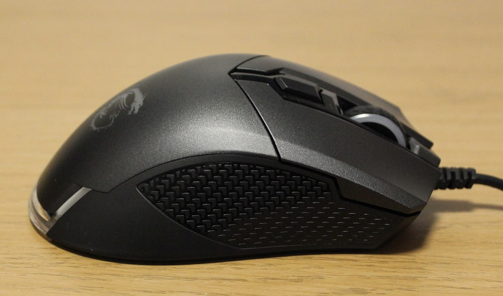 MSI Clutch GM50 Gaming Mouse right