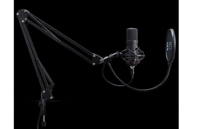 SilentiumPC SPC Gear SM900 mic Feature