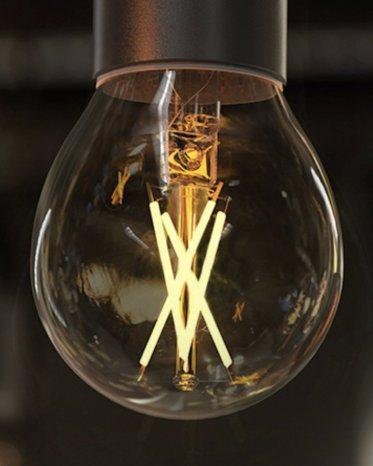 TP Link KL50 Close Up of Bulb