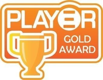 Glorious pc gaming race model o gold award