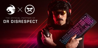 Dr Disrespect ROCCAT Partnership Announcement