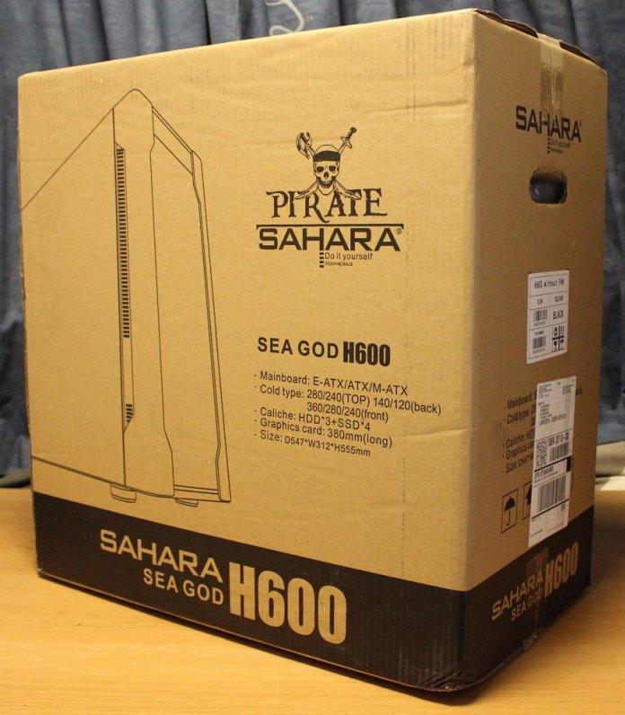 Sahara Sea God H600b box