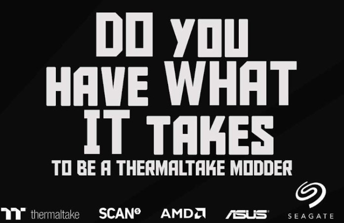 Thermaltake 2020 case modding challenge - so you have what it takes?
