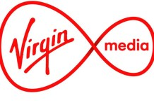 logo of virgin media, who were hit by this data breach
