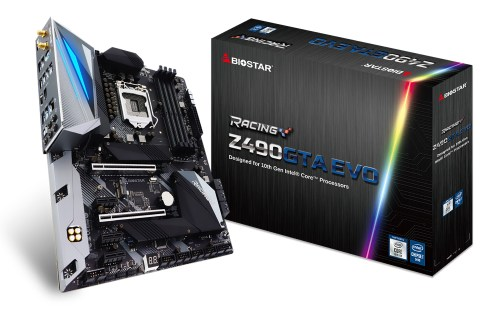 BIOSTAR 400 Series Motherboards 10th Generation 1