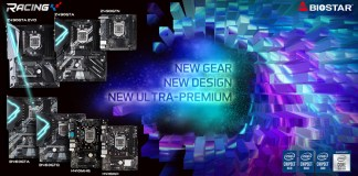 BIOSTAR 400 Series Motherboards 10th Generation Feature