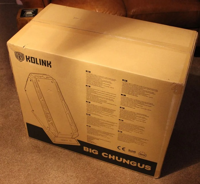 Kolink Big Chungus Box