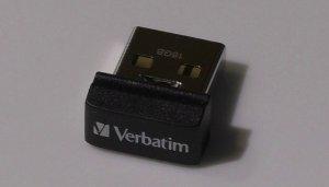 Verbatim Store'n'Stay NANO USB 2.0 16GB USB Flash Drive