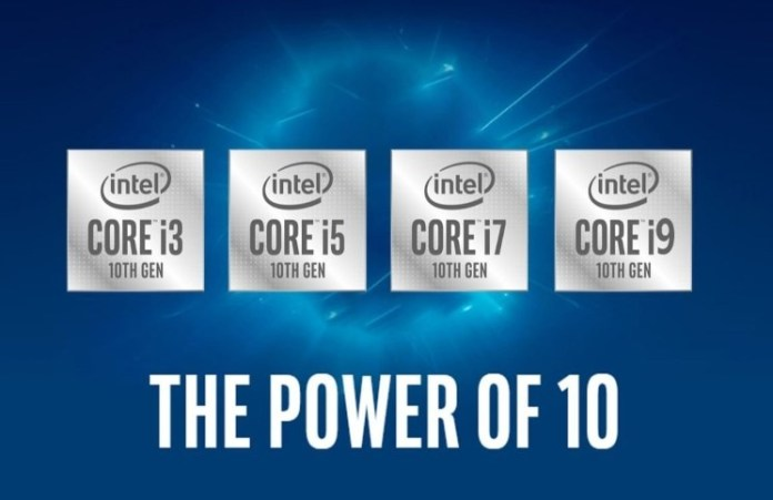 Intel Confirms 'Avengers' Promo 10th Gen CPUs