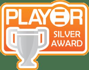 SuperEQ S1 Play3r Silver Award
