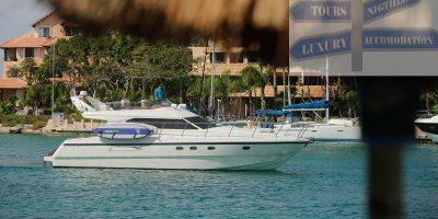 Luxury Yacht of 47-ft length