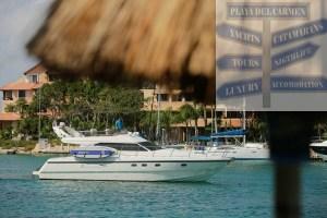 luxury yacht playa del carmen