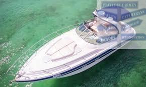 37-ft boat yacht playa del carmen