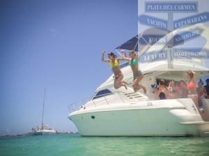 yacht la consentida