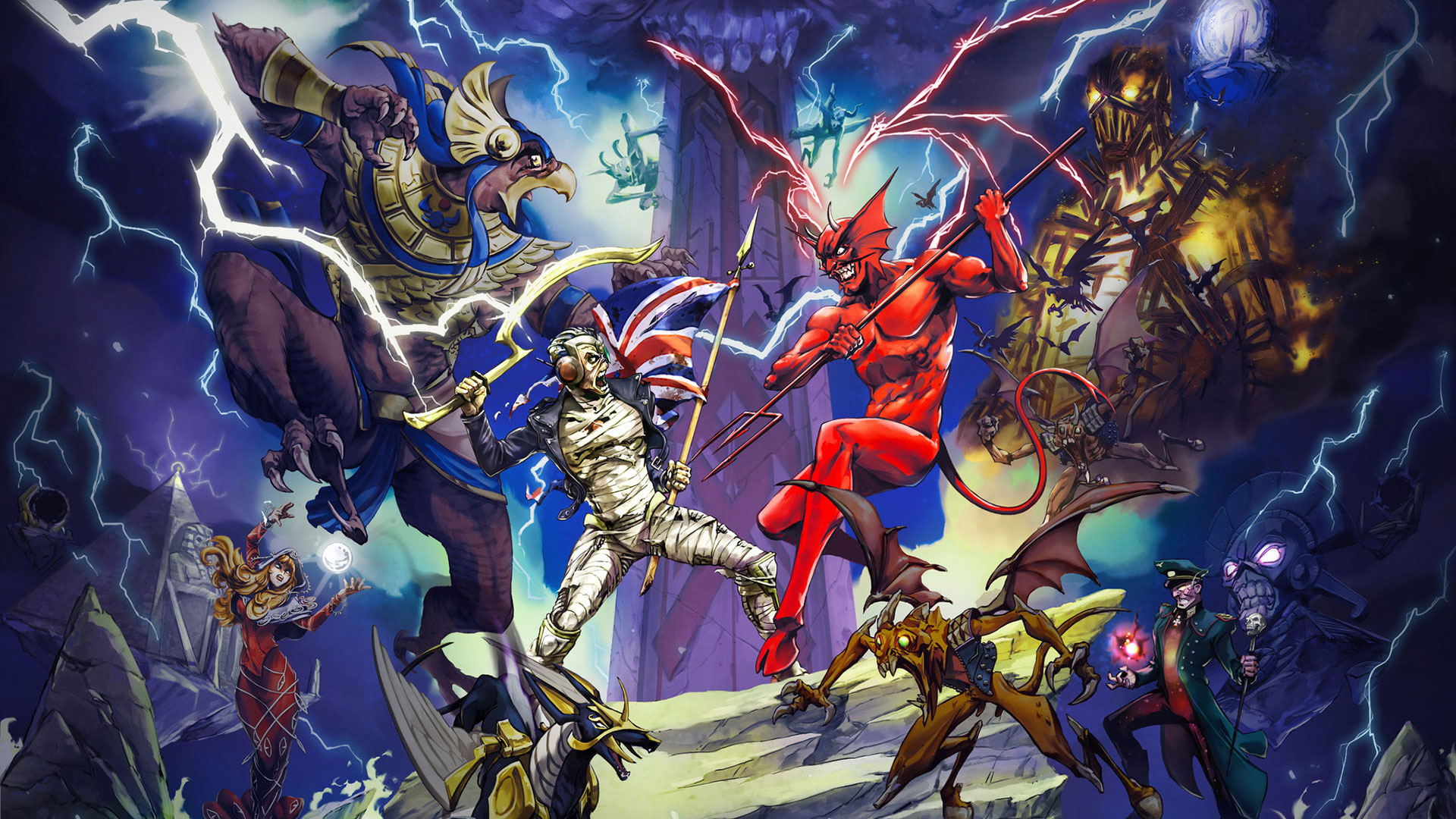 Legacy of the Beast empolga mas precisará de mais para se manter interessante