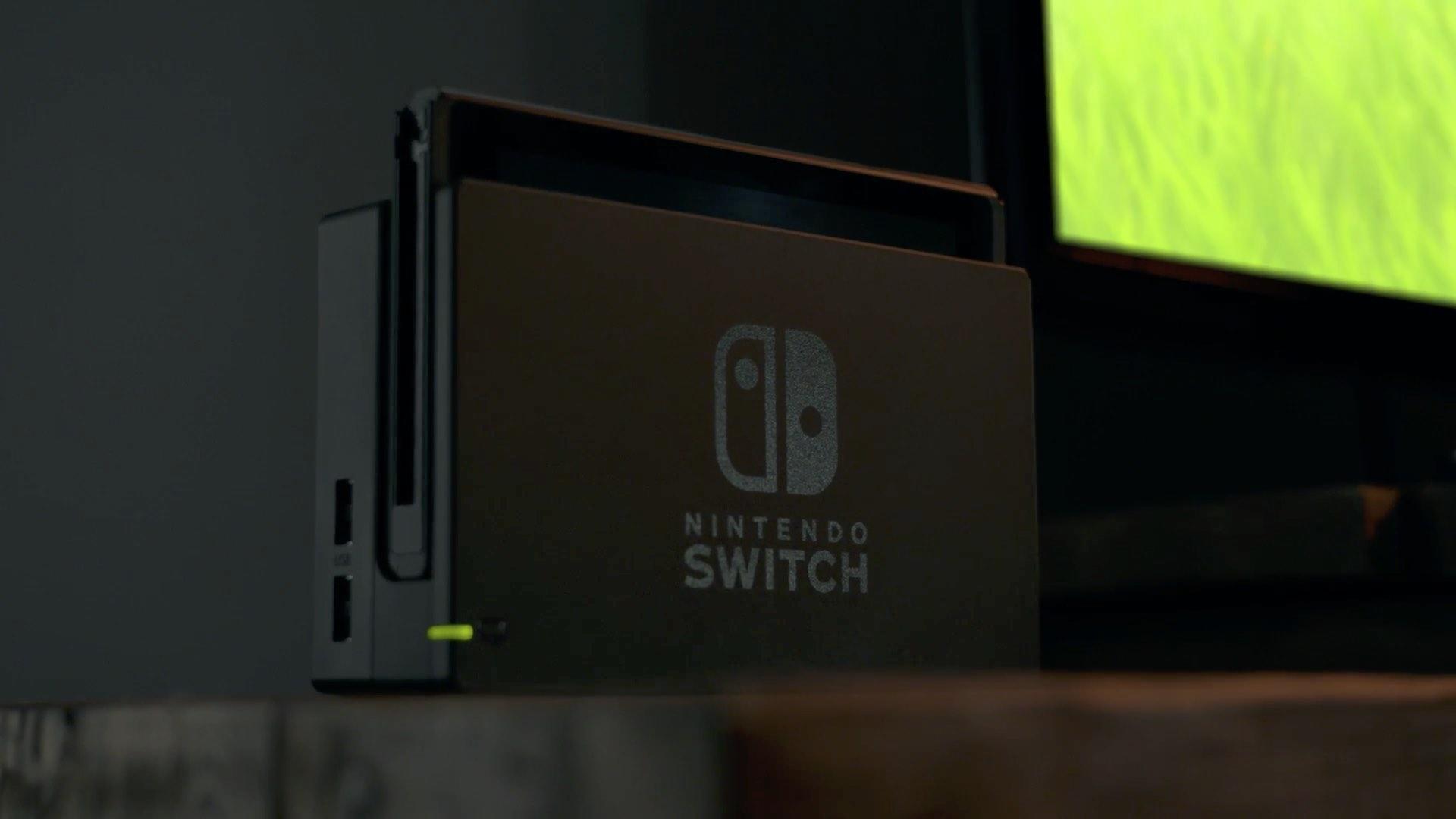 Nintendo Switch é o NX que eu queria!