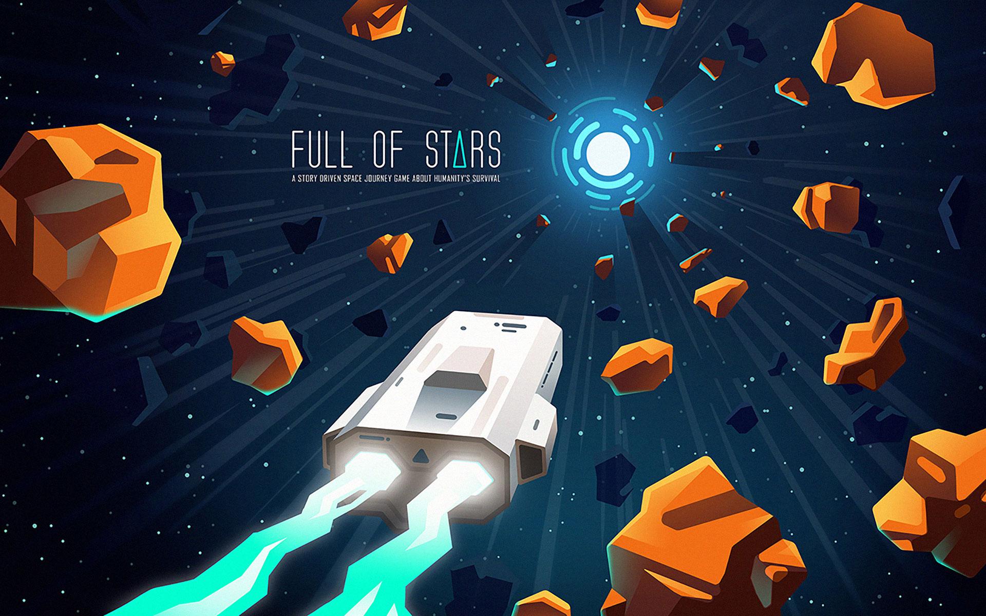 Salvando a humanidade da ruína em Full of Stars