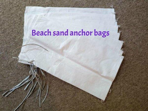 9 square beach bags
