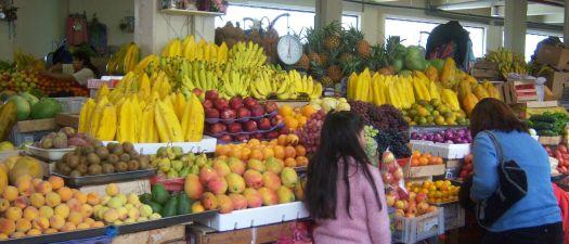 0 cuenca vegetable market