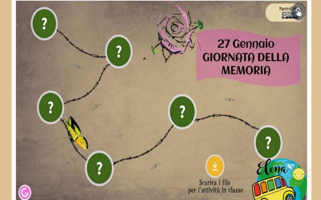 La giornata della Memoria – Classi 4° e 5°
