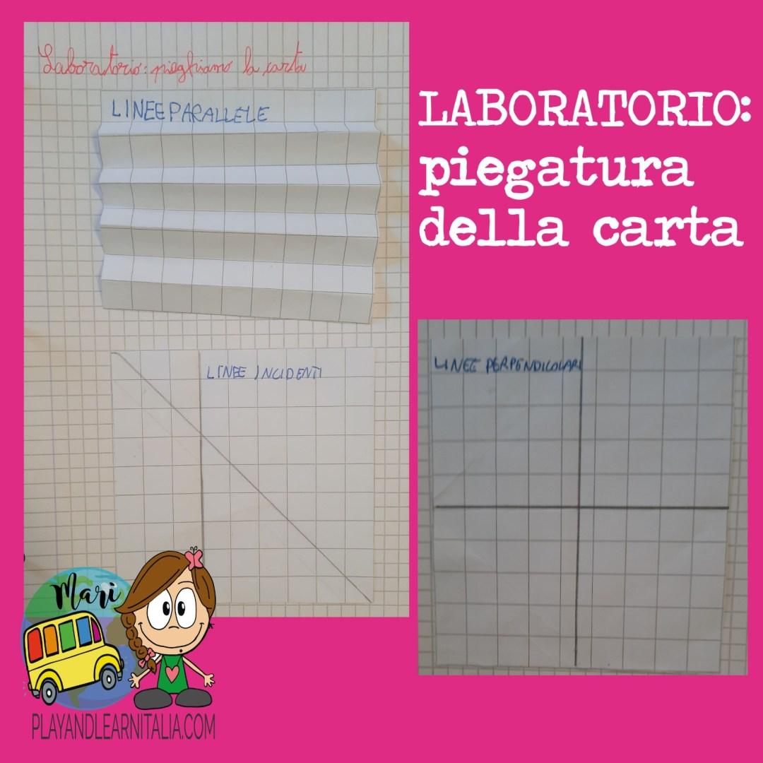 linee geometria classe terza