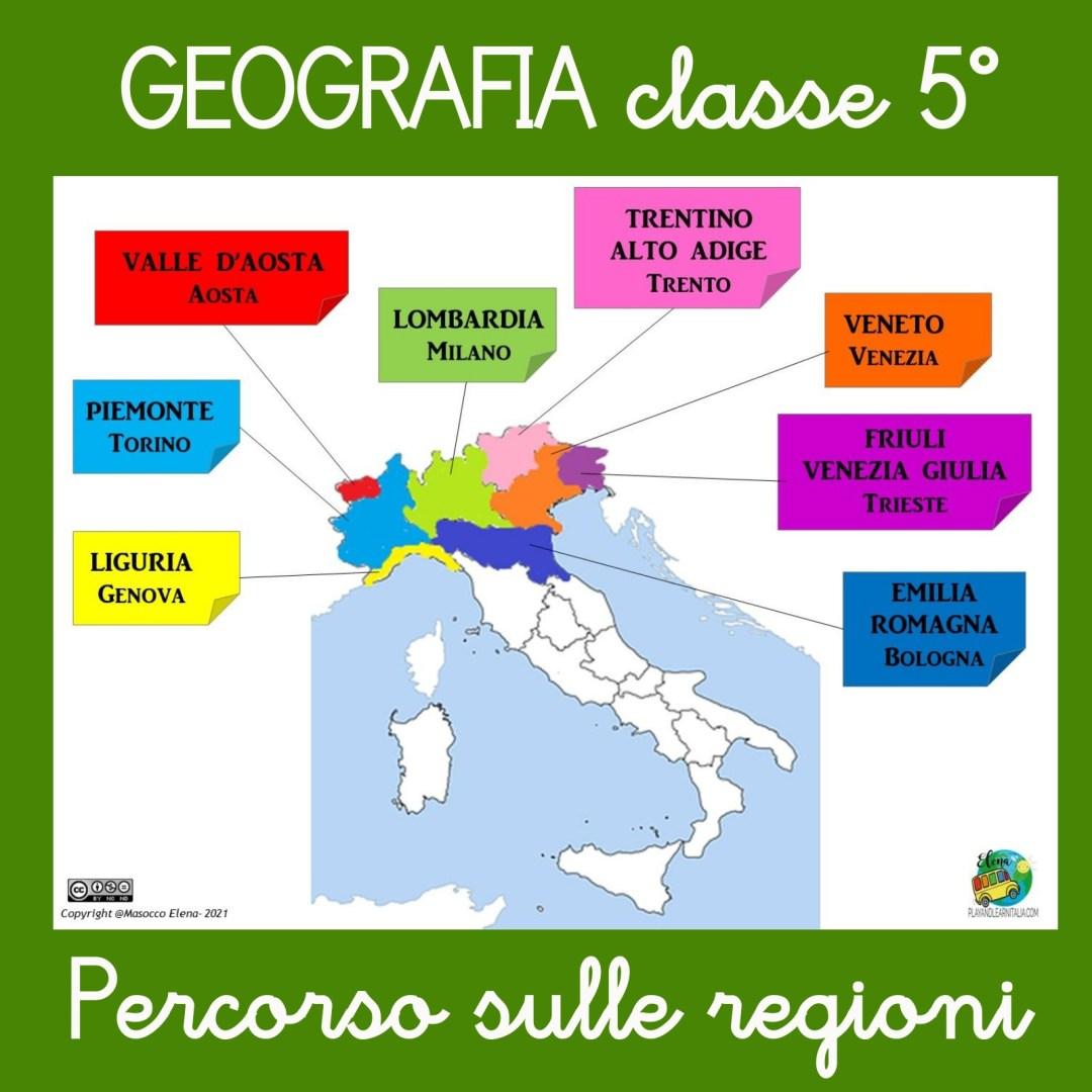 Percorsoregioniinterattivogioco3playandlearn