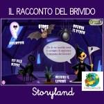 IL RACCONTO DEL BRIVIDO: STORYLAND