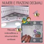 GIOCHIAMO con i numeri e le frazioni decimali