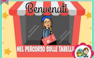 PERCORSO TABELLINE