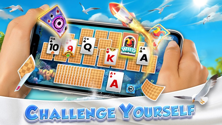 Challenge Yourself playing this card game