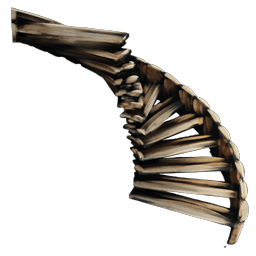 Wooden Staircase Id And Gfi Code Ark Item Ids Playark Today