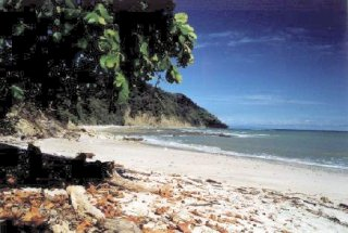 Playa Cabo Blanco y Balsitas