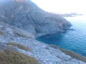 Cala Cocón desde sendero Calblanque-CalaReona
