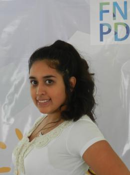 Monica Carcamo - 18 años