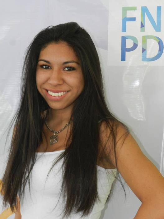 Gabriela Garcia - 18 años