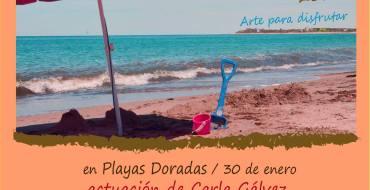 """El """"Verano Cultural"""" se disfruta también en Playas Doradas."""