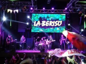 La Beriso abrirá la II Fiesta Nacional de Playas Doradas