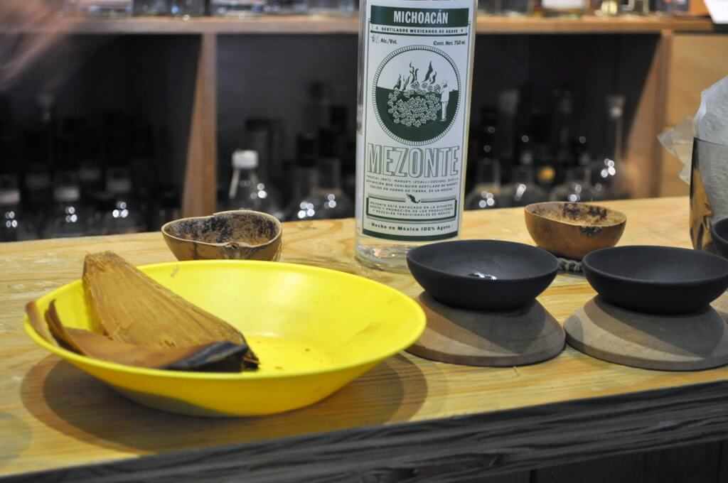 Mezonte, Mexican Agave Spirits