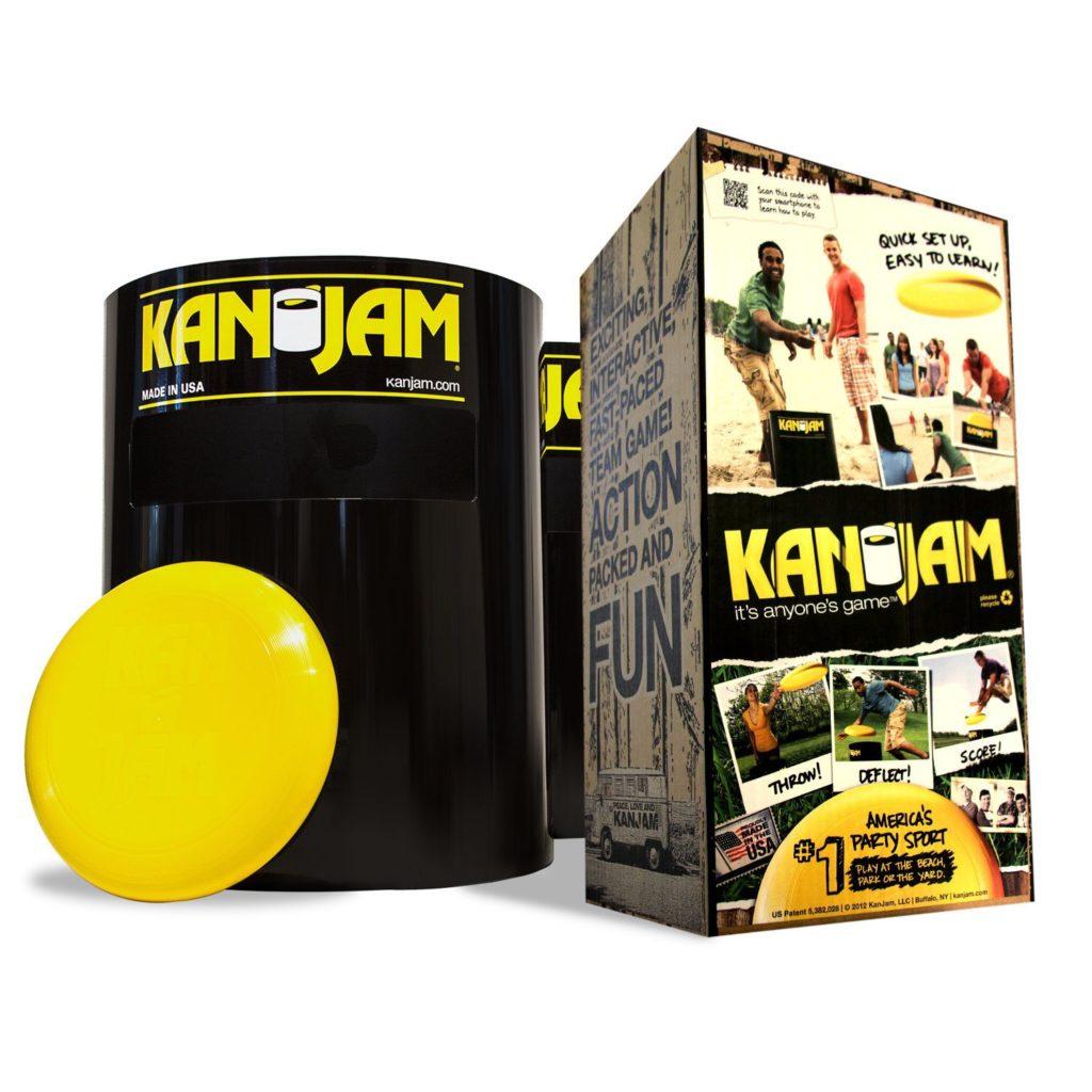 kanjam ultimate disc game play backyard games