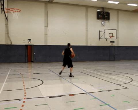 024 Basics – Spin move aus dem Dribbling