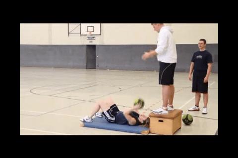 026 Kraft – Ball bremsen und beschleunigen