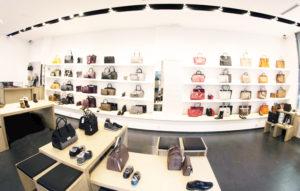 tienda zapatos y bolsos marca