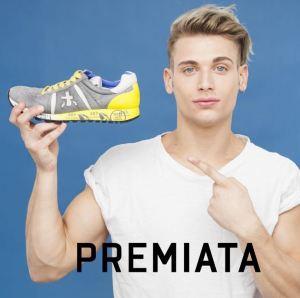 zapatillas de hombre premiata