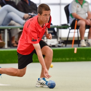 Jarryd Davies (Essendon Bowls Club) Emerging Jackaroo