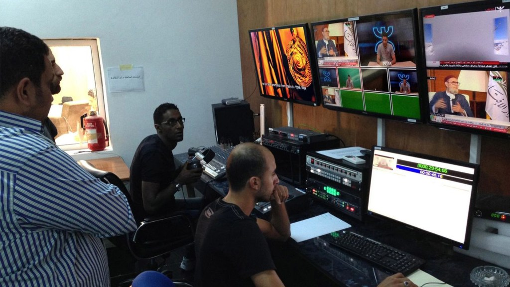 Ibrarn Television Goes to Air with PlayBox CIAB