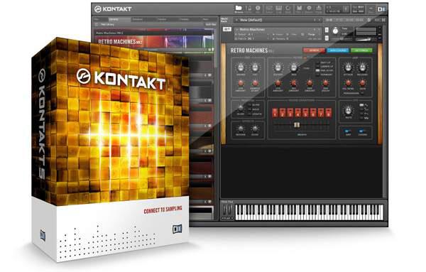 Native Instruments Kontakt 2021 Crack With Keygen Download