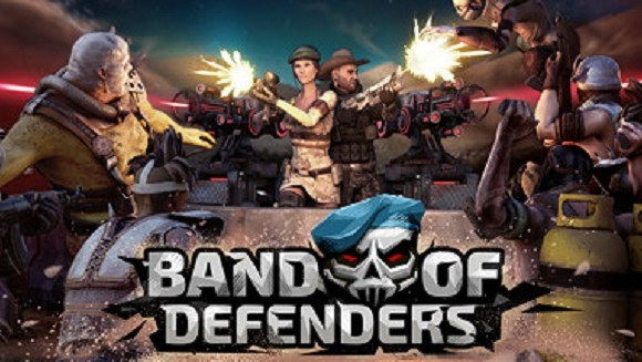 [Co-op] Band of Defenders Beta (3 กุมภาพันธ์ 2561)